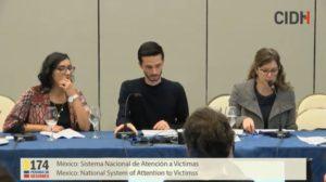 Observatorio denuncia ante la Comisión Interamericana de Derechos Humanos la crisis en materia de atención a víctimas