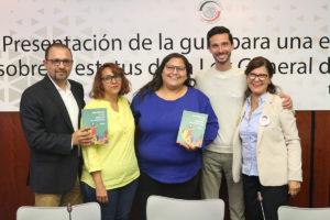 Presentación de la Guía Práctica sobre Derechos de las Víctimas