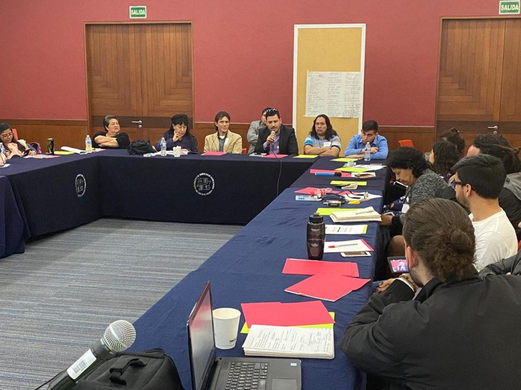 """CONVERSATORIO """"Atención a víctimas en la Ciudad de México, para cuándo?"""""""
